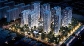 Đông Sài Gòn nóng lên vì căn hộ VinCity xây dựng tại Quận 9