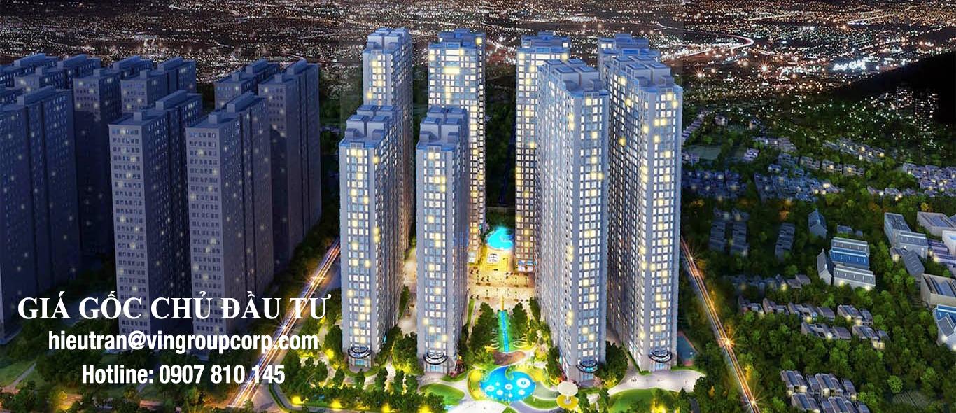 Căn hộ 700 triệu thuộc dự án Vincity - Tập Đoàn Vingroup