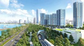Vị trí vàng được chủ đầu tư Vingroup triển khai dự án VinCity