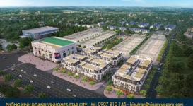 Mở bán Nhà Phố – Shophouse VinCity Quận 9