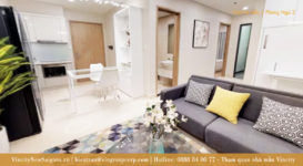 VinCity – Căn Hộ 2 Phòng Ngủ | 2WC | 62,93 m2 | Xem Căn Hộ Giá tốt